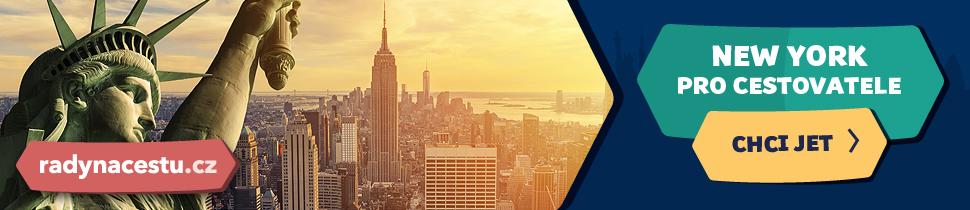 Zájezdy do New Yorku