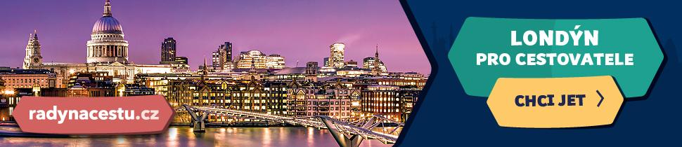 Anglická konverzace aneb jak se nebát mluvit - první cesta do Londýna
